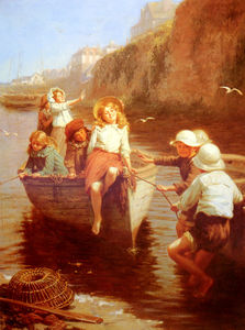 Charles-Victor Thirion - Thomas edwin safely home