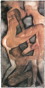 Francesco Clemente - Untitled (948)