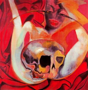 Francesco Clemente - Untitled (225)