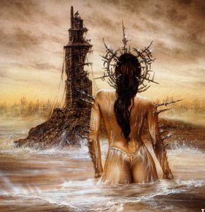 Luis Royo - III millenniums lighthouse