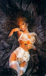 Luis Royo - Provocativefolds