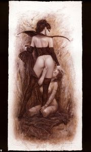 Luis Royo - The game of masks