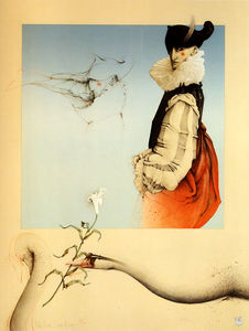 Michael Parkes - Swan king