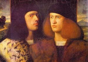 Cariani - Portrait of Two Young Men