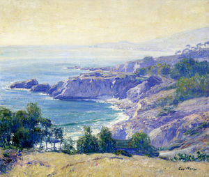 Guy Rose - Laguna coast