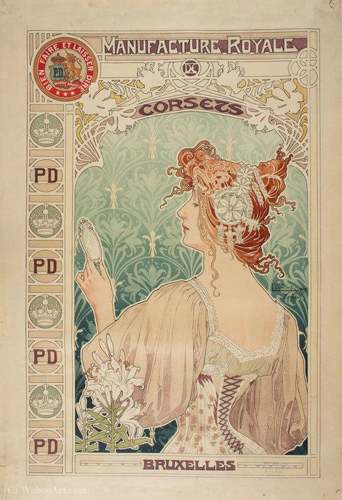 Image result for henri privat-livemont pd corsets