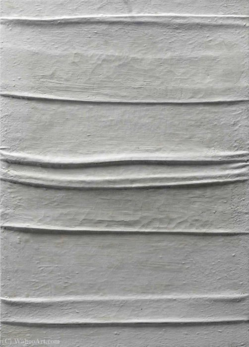 Untitled (842) by Piero Manzoni (1933-1963) | Famous Paintings Reproductions | WahooArt.com