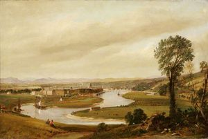 John Cairns - Perth and the Winding of the Tay