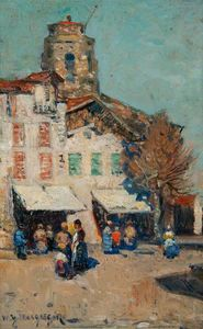 William York Macgregor - St Jean de Luz
