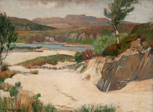 William York Macgregor - The Sands at Morar