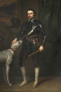 Abraham Van Diepenbeeck - Thomas Wentworth, Earl of Strafford, MP, Lord Lieutenant of Ireland