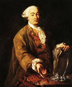 Alessandro Longhi - Playwright carlo goldoni