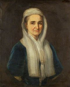 Balthasar Denner - Possibly Marguerite Fonnereau as an Elderly Lady