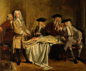 Cornelis Troost - The anatomy of Dr Willem Roell