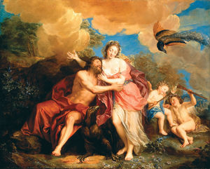 Franz Christoph Janneck - Jupiter and Juno