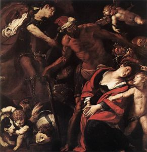 Giovanni Battista Crespi - Martyrdom of Saints Secunda and Rufina