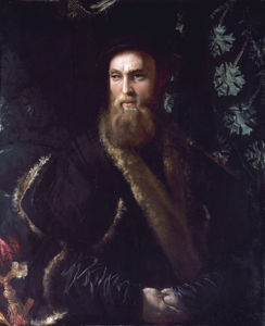 Girolamo Da Carpi - Portrait of bindo altoviti