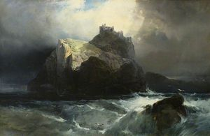 Henry Bright - Wolf-s crag