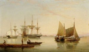 Henry Redmore - The Humber and Spurn Point
