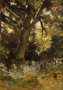 James Lawton Wingate - Study of a Tree