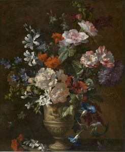 Jan Baptist Bosschaert - Flower arrangement