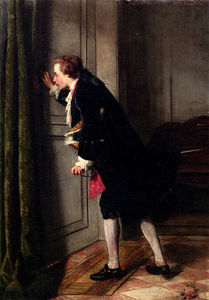 Jean Carolus - Peeping tom
