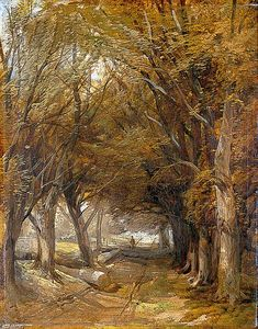 John Middleton - The avenue, gunton park, norfolk