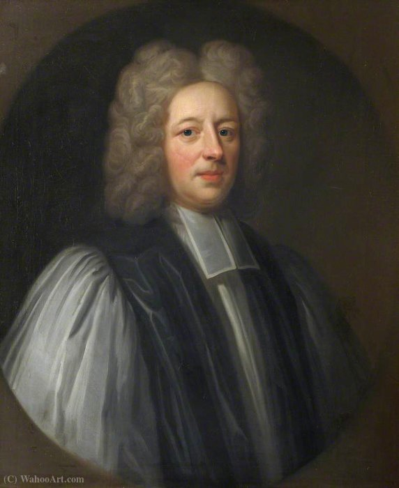 Thomas green by John Vanderbank (1694-1739, United Kingdom)