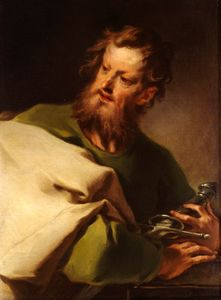 Nicola Grassi - St. Paul the Apostle