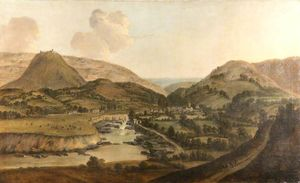 Peter Tillemans - Llangollen and the Dee Bridge
