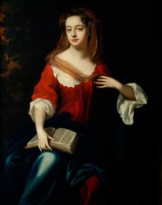 Willem Wissing - Frances, Countess of Scarborough