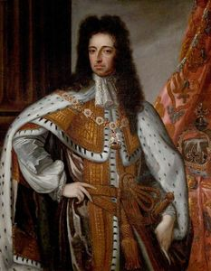 Willem Wissing - King William III