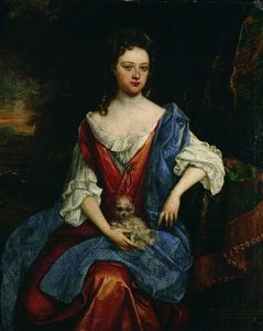 Willem Wissing - Mary, lady barrington bourchier