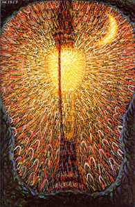 Giacomo Balla - Street Light