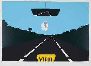 Allan D-arcangelo - The holy family