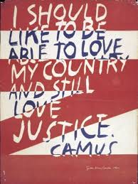 Love justice by Corita Kent (1918-1986, United States) | Art Reproduction | WahooArt.com