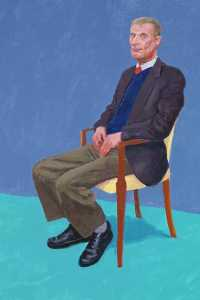 David Hockney - Arthur lambert
