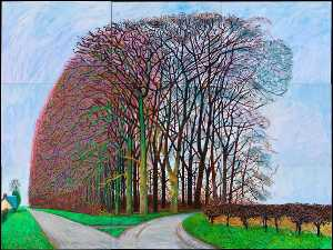 David Hockney - Untitled (588)