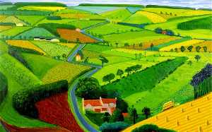 David Hockney - Royal Academy of Arts
