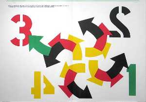 Robert Indiana - Four winds from 1 cent life portfolio