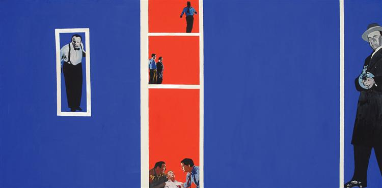 Home movies by Rosalyn Drexler