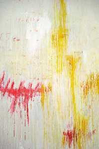 Cy Twombly - The Four Seasons - Summer - Part II
