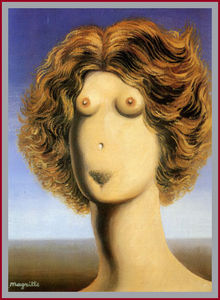 Rene Magritte - Lo stupo.