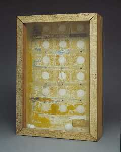 Joseph Cornell - Untitled (Hotel du Chariot d'Or)