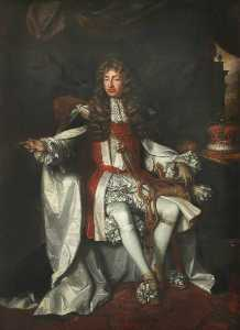 Godfrey Kneller - James II