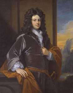 Godfrey Kneller - James Bertie, 1st Earl of Abingdon