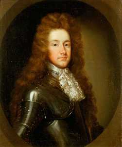 Godfrey Kneller - Henry Booth, 1st Earl of Warrington and 2nd Baron Delamer