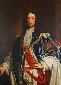 Godfrey Kneller - James Douglas, 2nd Duke of Queensberry and Dover