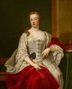 Godfrey Kneller - Lady Elizabeth Percy, Duchess of Somerset