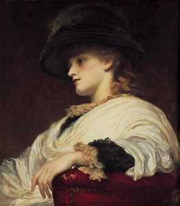 Lord Frederic Leighton - Phoebe